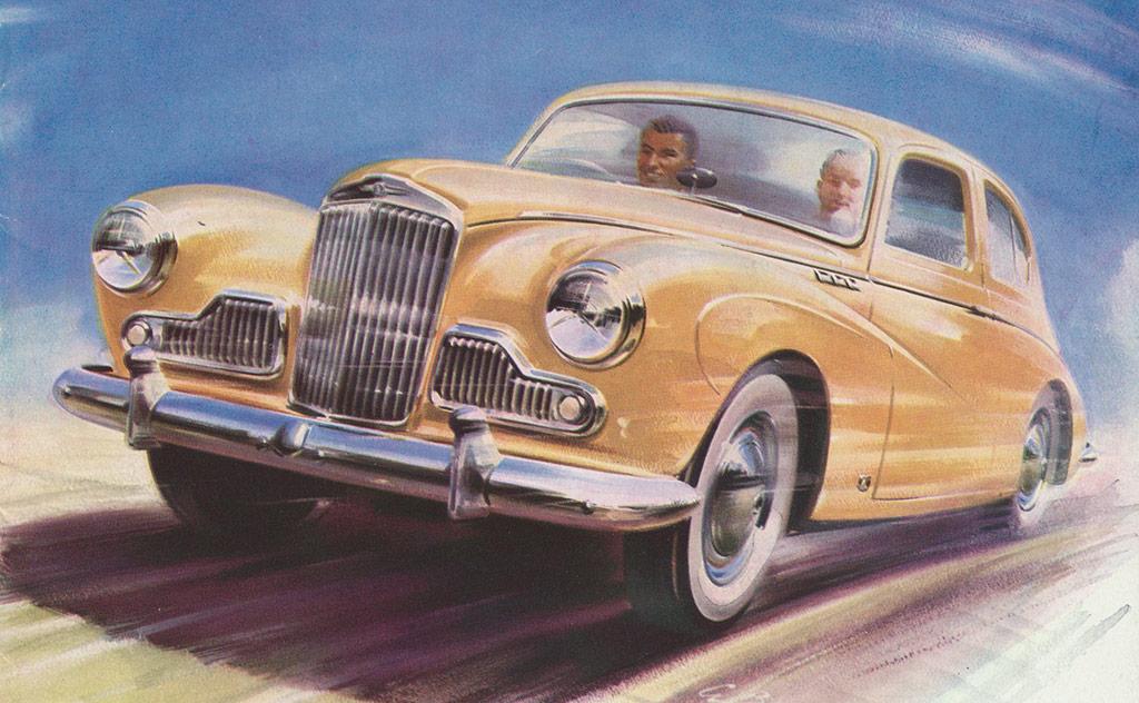 Cars: Sunbeam-Talbot 80 & 90 – Sunbeam Talbot Alpine Register on